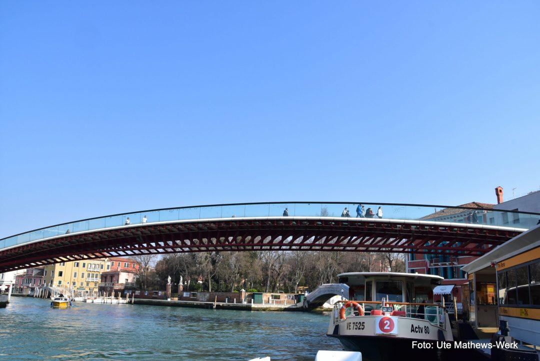 Streik der öffentlichen Verkehrsmittel in Venedig