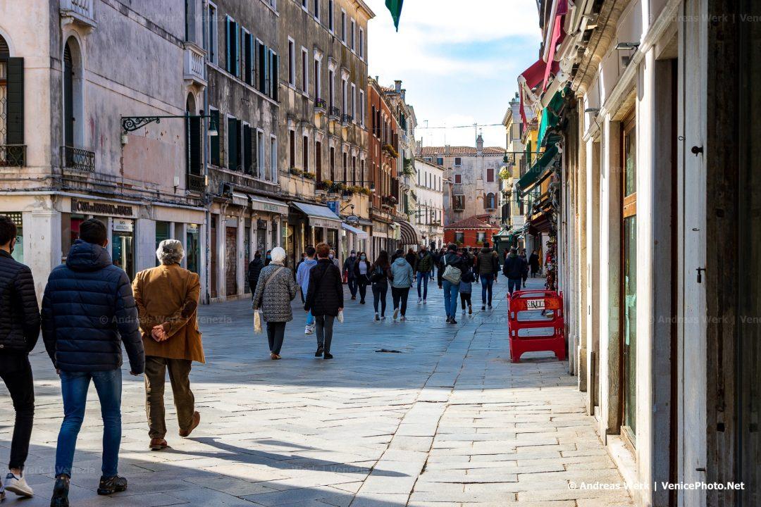 Venedig Strada Nova