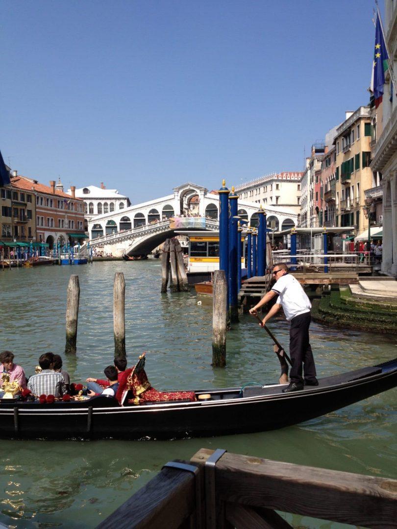 Venedig, Rialto-Brücke