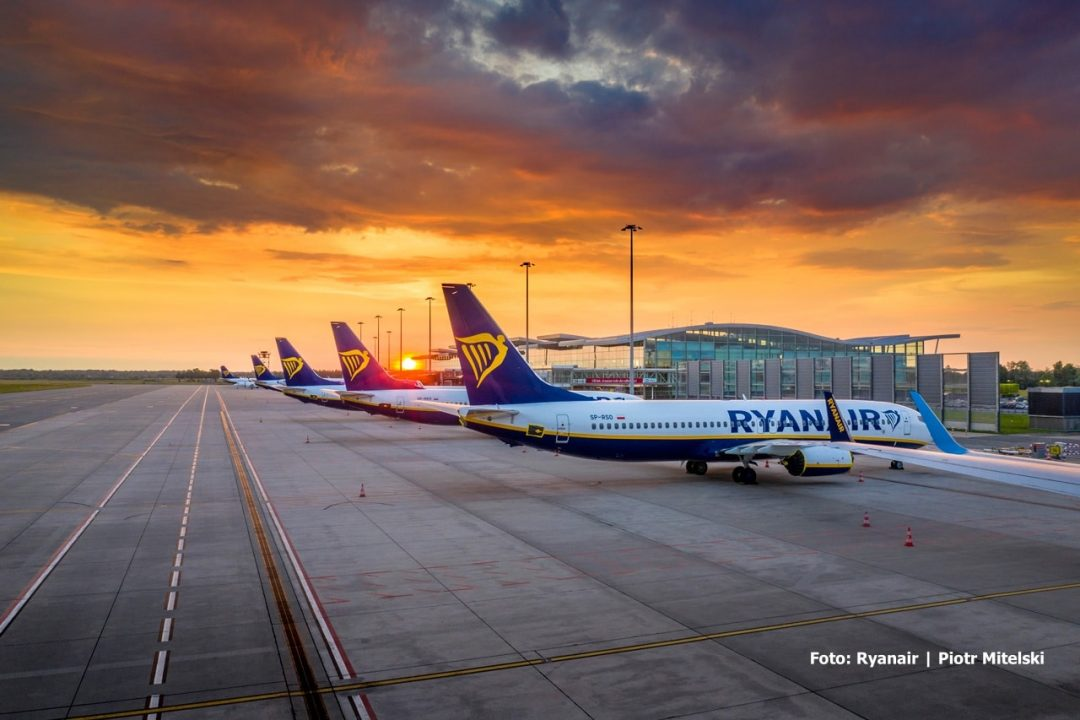 Ryanair eröffnet eine neue Basis am Flughafen Venedig